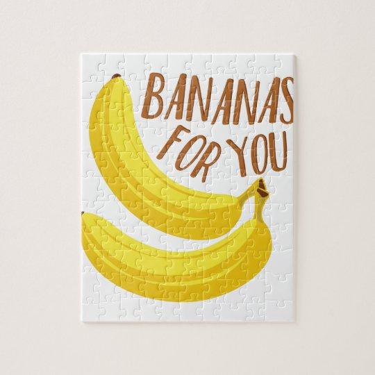 Bananes pour vous puzzle