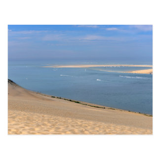 Banc d'Arguin vu de la dune de Pilat Carte Postale