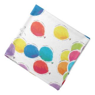 Bandana Ballons d'anniversaire