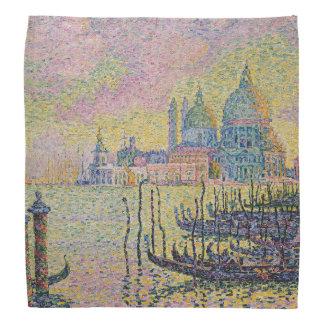Bandana Canal grand, Venise par Paul Signac