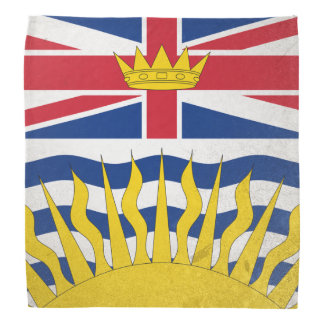 Bandana Colombie-Britannique