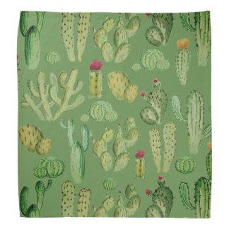 Bandana de cactus de désert