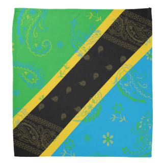 Bandana de la Tanzanie