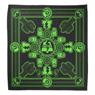 Bandana de PLA conçu par Don Fickles (copie verte)