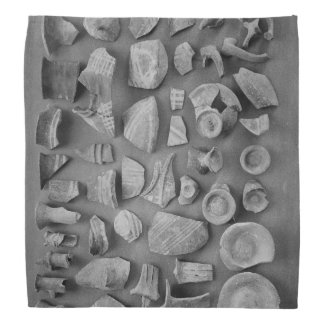 Bandana de poterie