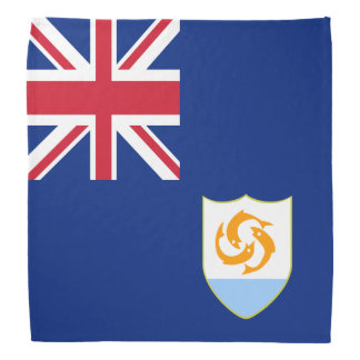Bandana Drapeau d'Anguilla