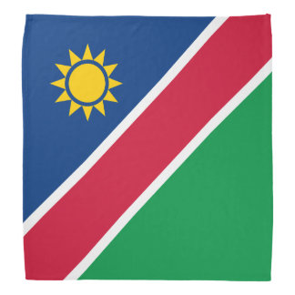 Bandana Drapeau de la Namibie