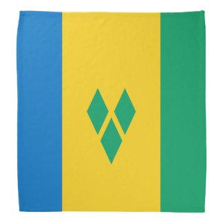 Bandana Drapeau de Saint-Vincent-et-les-Grenadines