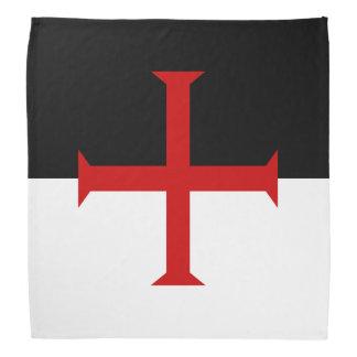 Bandana Drapeau des chevaliers Templar