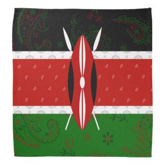 Bandana du Kenya