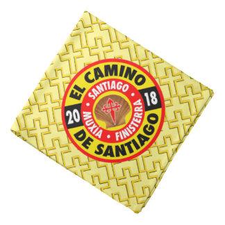 Bandana EL Camino De Santiago 2018