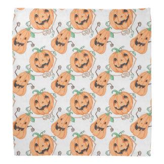 Bandana Halloween Pumkins
