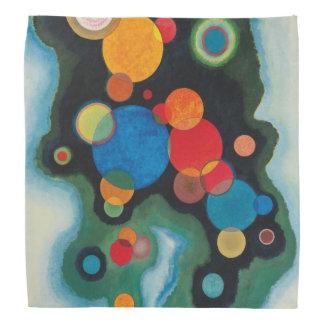 Bandana Impulsion approfondie par peinture abstraite de
