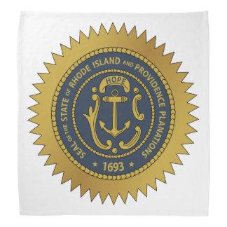 Bandana Joint d'état d'Île de Rhode -