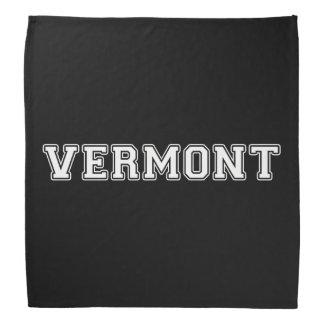 Bandana Le Vermont