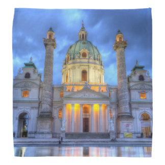 Bandana L'église de Charles de saint à Vienne, Autriche