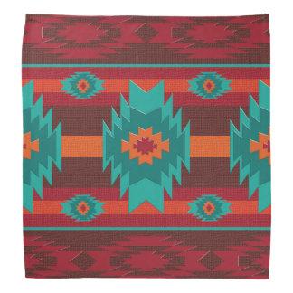 Bandana Motif tribal de Navajo du sud-ouest