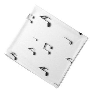 Bandana Notes musicales