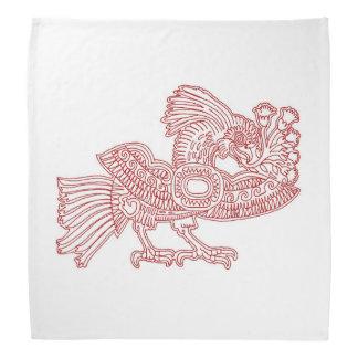 Bandana Oiseau de quetzal