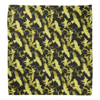 Bandana Oiseaux jaunes