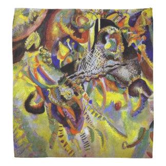 Bandana Peinture abstraite de Wassily Kandinsky