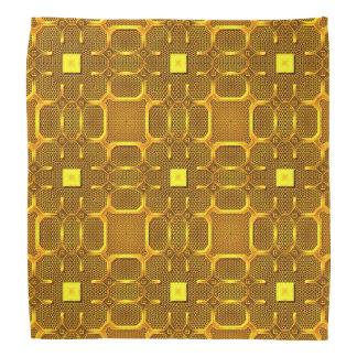 Bandana ReBeToN Gold Line 001