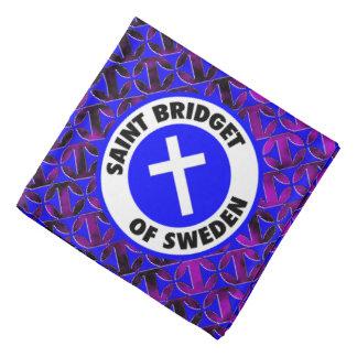 Bandana Saint Bridget de la Suède