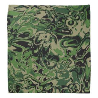 Bandana Vert farfelu