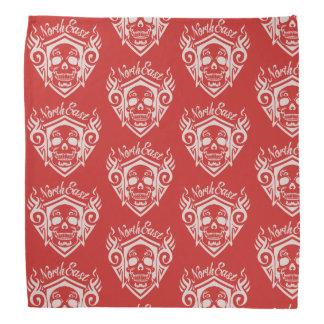 Bandanna rouge par âme est du nord bandana