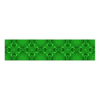 Bande celtique de serviette de kaléidoscope de ronds de serviette