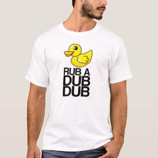 BANDE DE FROTTEMENT officielle une pièce en t de T-shirt