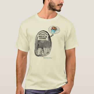 Bande de jambon de magasin du dollar t-shirt
