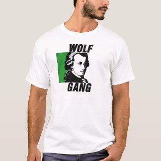 Bande de loup t-shirt