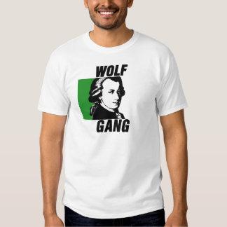 Bande de loup t-shirts