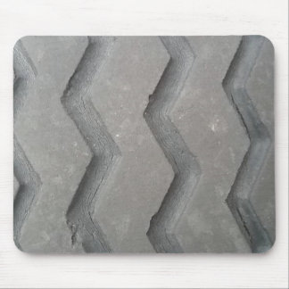 Bande de roulement de pneu tapis de souris