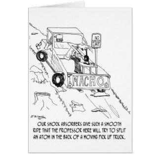 Bande dessinée 0040 de camion cartes