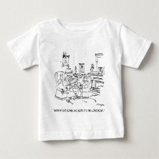 Bande dessinée 1029 de bateau t-shirt pour bébé