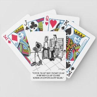 Bande dessinée 1795 d'incapacité jeu de cartes