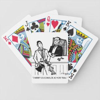 Bande dessinée 2647 de lapin jeu de cartes