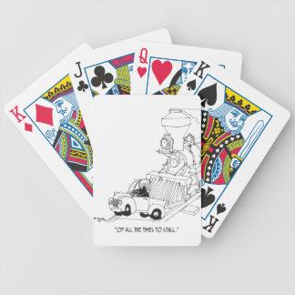 Bande dessinée 3230 de train jeu de cartes