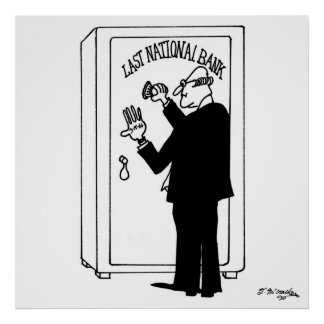 Bande dessinée 4011 de banque poster