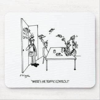 Bande dessinée 4304 de vol tapis de souris