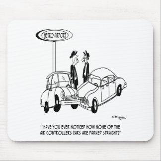 Bande dessinée 5133 de stationnement tapis de souris