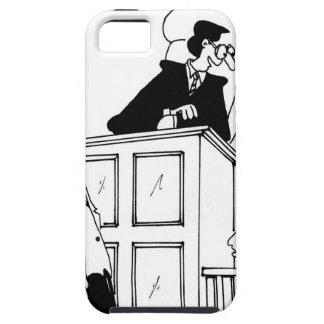 Bande dessinée 5321 de juge coques iPhone 5
