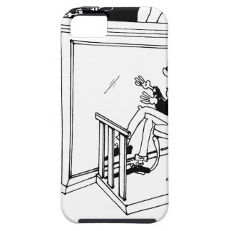 Bande dessinée 5495 de crime iPhone 5 case