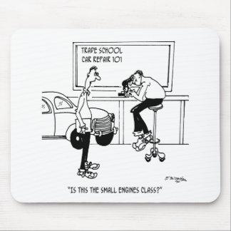 Bande dessinée 5940 de mécanicien tapis de souris
