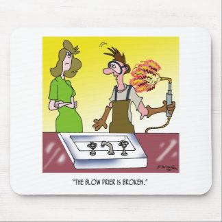 Bande dessinée 6139 de soudure tapis de souris