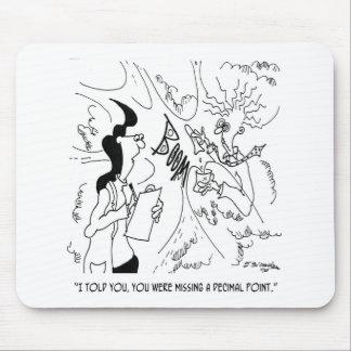 Bande dessinée 6291 de laboratoire tapis de souris