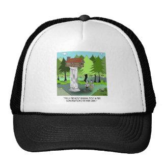 Bande dessinée 6369 de construction casquette de camionneur