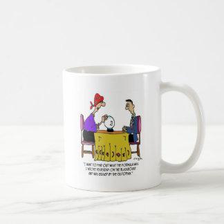 Bande dessinée 6487 de maths mug